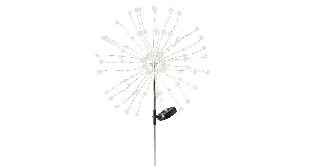 Stake light wire H90cm-90L Warm white
