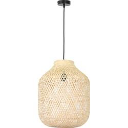 Hanglamp Feliz - Bamboe Naturel - Ø43x53 cm