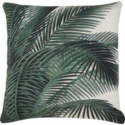 kussen palm bladeren 45 x 45
