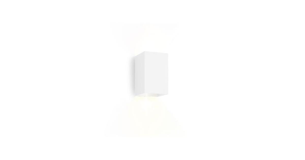 Wever Ducre Box 4.0 LED Buiten wandlamp - Wit