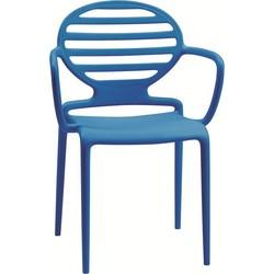 Cokka Braccio Stoel - SCAB - blauw