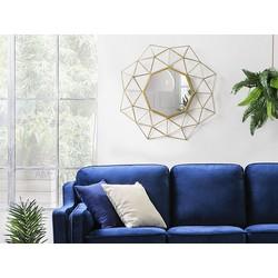 Wandspiegel goud GAILLAC