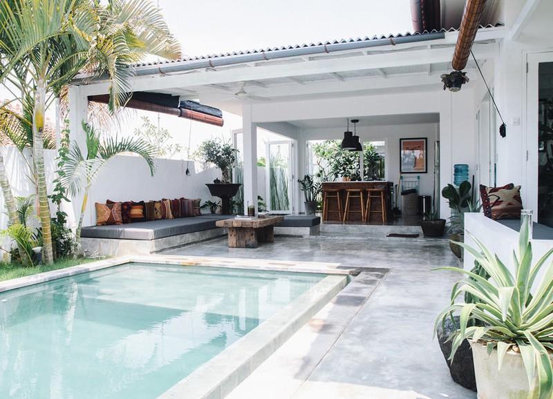 Binnenkijken: wegdromen bij een villa op Bali