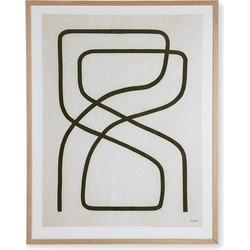 HKliving art frame by artist Benjamin Ewing