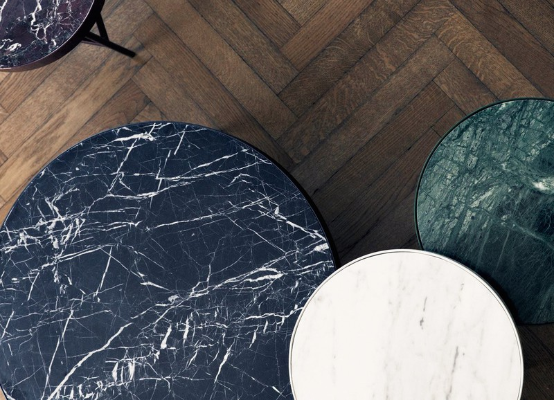 Marble trend: White, black or green?