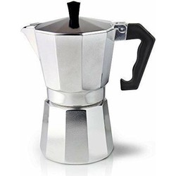 Café Ole Traditionele espresso maker - klassieke vuren - 9 kopjes koffie - 360 ml