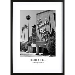 Beverly Hills Hotel Poster (21x29,7cm)