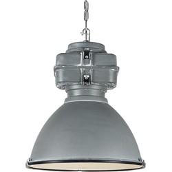 LABEL51 - Hanglamp Heavy Duty 48x48x55 cm - Industrieel - Zinc