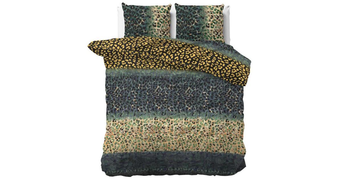 Sleeptime Dekbedovertrek Future Panther Green-200x200/220