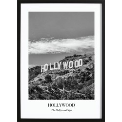 Hollywood Sign Poster (70x100cm)