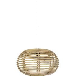 Hanglamp ALANA - rotan naturel - M