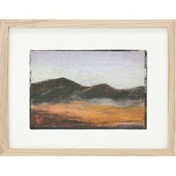 canvas print mountains s 35 x 27 x 1,5