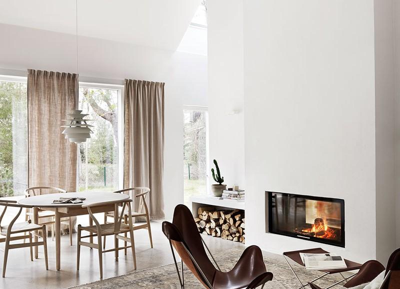 Binnenkijken in een prachtig Zweeds huis