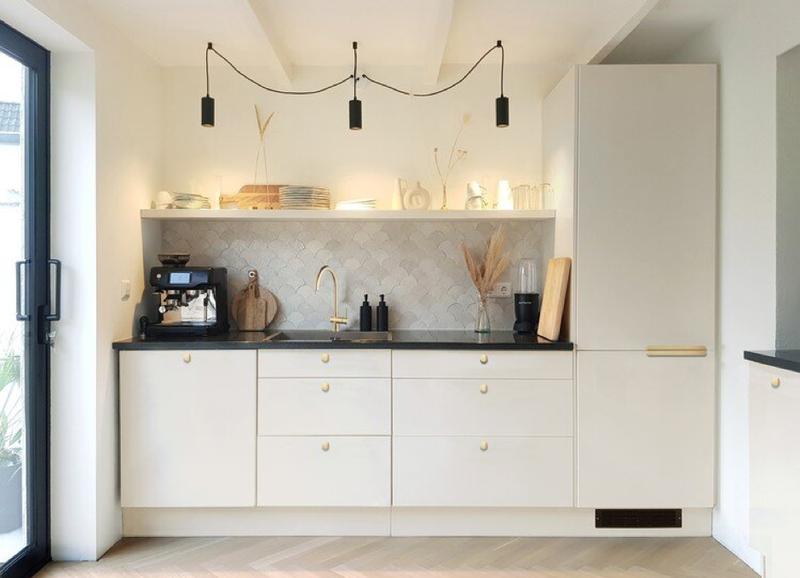 10x de mooiste keukens zonder bovenkastjes