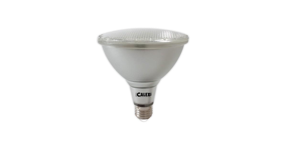 2 stuks Power LED lamp Par38 240V 15W E27, warmwit 3000K
