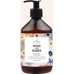 The Gift Label   Hand Soap 500ml   Hugs And Kisses