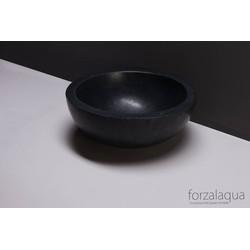Forzalaqua Roma Opzetkom 40x15 cm Graniet Gezoet