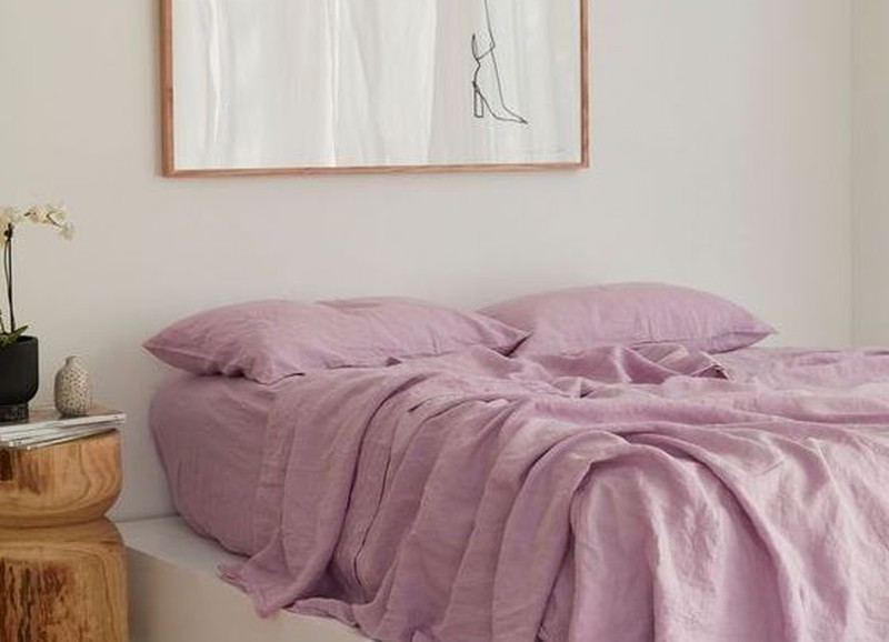 Hip, hot & happening: lila in je interieur