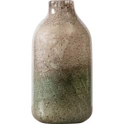 BePureHome Topaas Vaas - Glas - Multi - 32x16x16