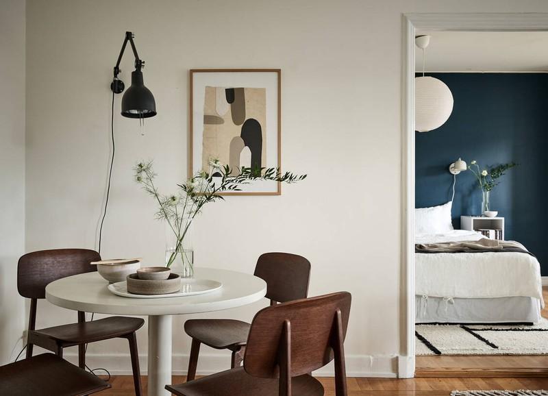 Terug van weggeweest: walnoot hout in je interieur