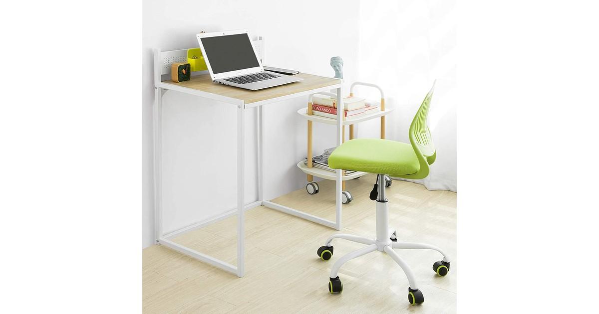 Simpletrade Bureau - Werkplek - Metalenplaat - Wit