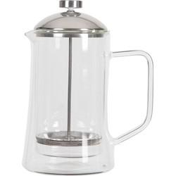 Cosy & Trendy Isolate Koffiekan - Glas - 1L - Ø 10.5 cm x 23.5 cm - Dubbelwandig