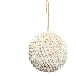 The Bubble Shell Ball - White - L