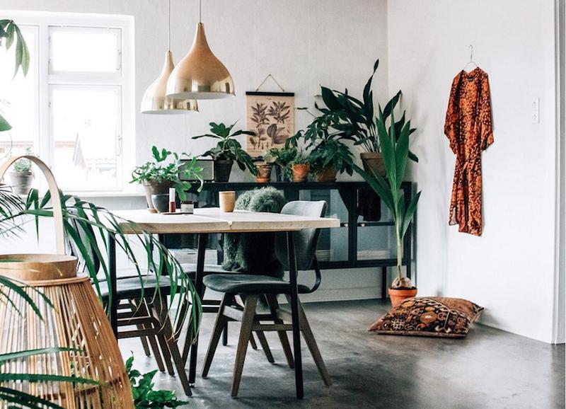 Shop the look: interieur met een mix van etnisch, boho en industrieel