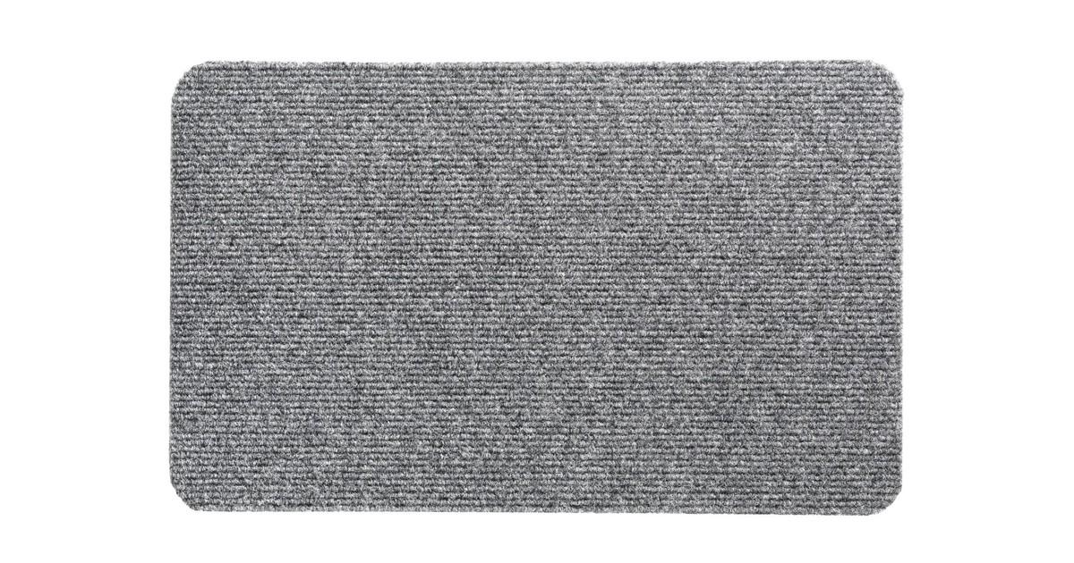 Mega rib l.grey 50x80