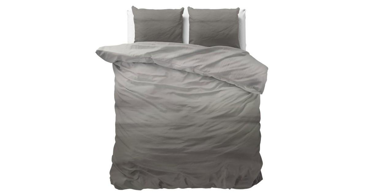Sleeptime Dekbedovertrek Degra Grey-200x200/220