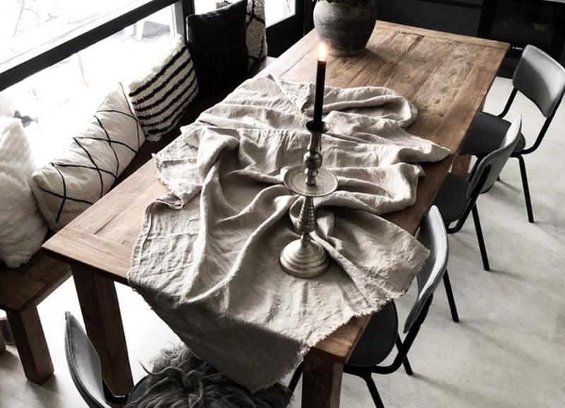 Zo combineer je fluwelen stoelen met een kalm Scandinavisch interieur