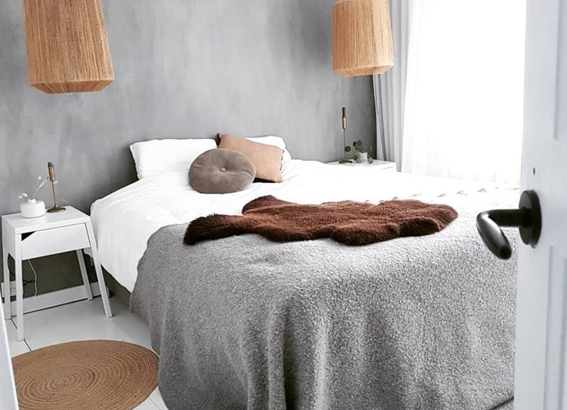 5 simpele manieren om je slaapkamer nog mooier te maken