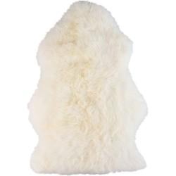 schapenvacht shirley ivory 94 x 55 x 5