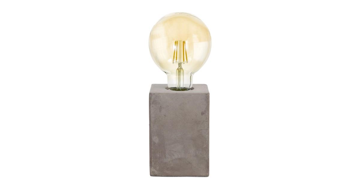 Eglo Vintage Prestwick Tafellamp 1 Lichts Beton online kopen