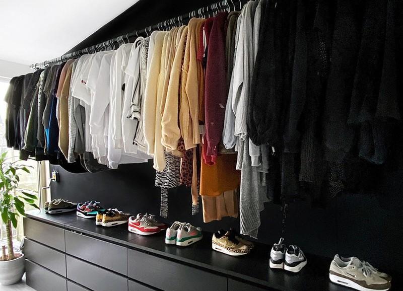 Inspiratie: de walk-in closets van onze Binnenkijkers