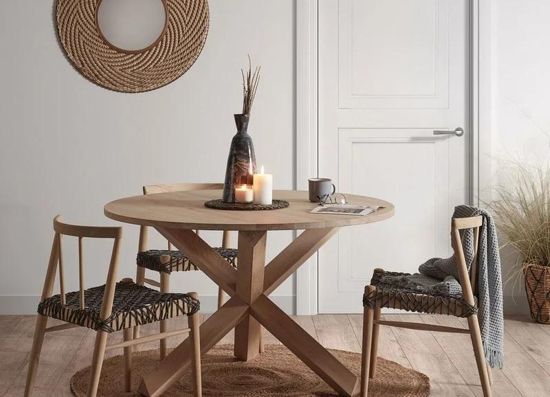 24x houten eetkamerstoelen die niet misstaan in je interieur