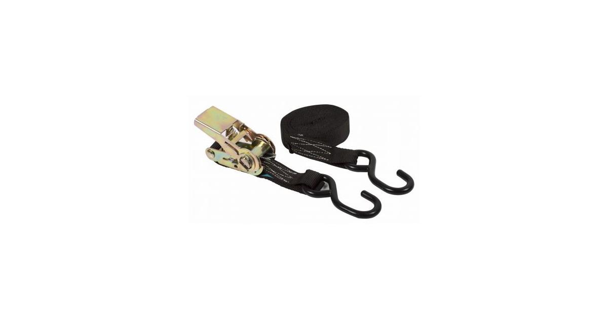 Coolaroo spanband - zwart