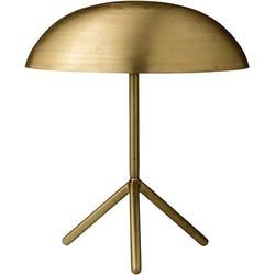 Tafellamp Metaal - Goud Ø35xH40 cm - Bloomingville
