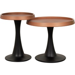 Pole to Pole - Trompet table set of 2