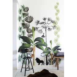 Jungle kinderbehang