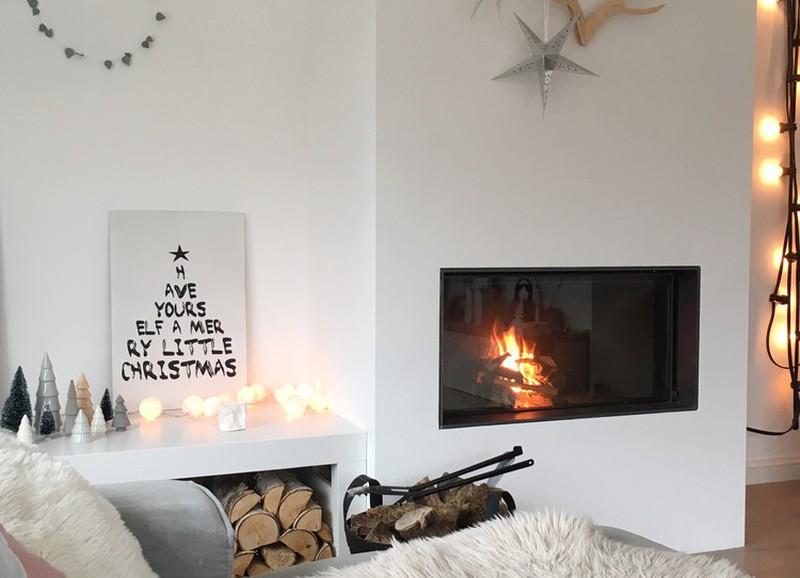 Is jouw huis te klein voor een kerstboom? Zo creëer je toch een kerstsfeer