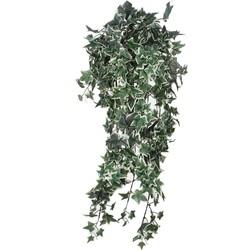 Mica Decorations hedera hangend groen bont maat in cm: 80 x 30 x 15