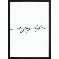 Enjoy Life Poster (29,7x42cm)