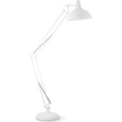Home sweet home vloerlamp Job 180 cm - wit