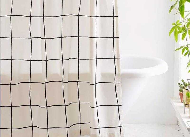 Peek-A-Boo: Shower Curtains