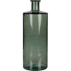 Mica Decorations fles guan maat in cm: 40x15 groen/grijs - GRIJS