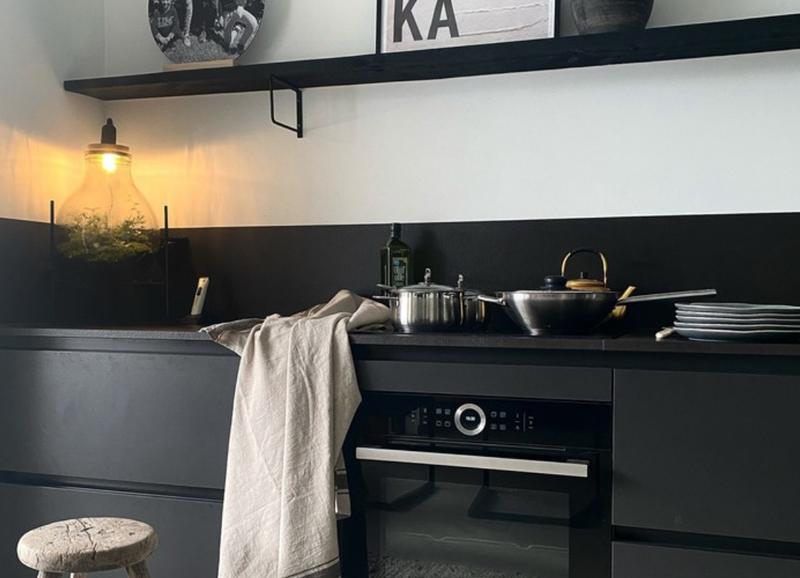 No mess with Tess deel 4 - de keuken