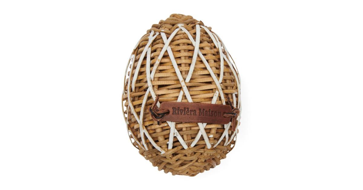 Rivièra Maison Rustic Rattan Easter Egg Rhombus online kopen