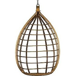 Hangstoel Lot rotan - Egg chair - Broste Copenhagen
