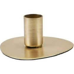 "House doctor ""Kandelaar Circle Brass"" Dia 5.5cm"